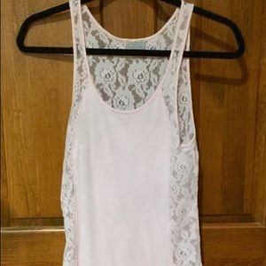 Free People Intimately Lace Tank